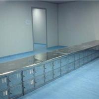 制药车间无菌车间转角不锈钢鞋柜