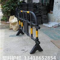 供应深圳塑料护栏价格深圳塑料铁马厂家