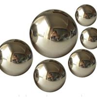 供应不锈钢空心圆球 半球 通孔球