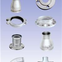 供应苏州管件不锈法兰片对焊弯头不锈钢水管