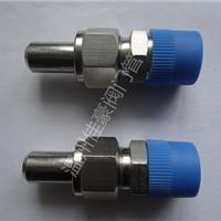 供应1/4NPT-M20*1.5/14不锈钢变送器接头
