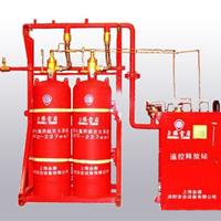 武汉强盾供应管网式七氟丙烷灭火系统