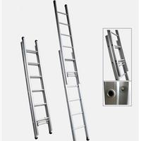 供应消防伸缩梯,单面伸缩梯,手控型伸缩梯