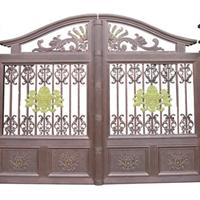 供应铁艺大门,铁艺庭院大门,铁艺栏杆