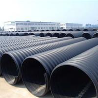 西安厂家大量供应HDPE钢带增强螺旋波纹管