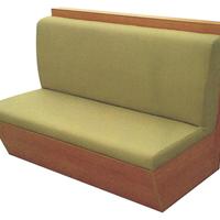 快餐厅家具,广州快餐厅卡座沙发
