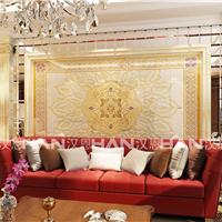 佛山汉恩供应2015新款瓷砖电视背景墙