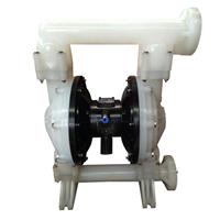 环保耐腐蚀隔膜泵 QBY工程塑料气动隔膜泵