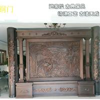 供应铜浮雕屏风