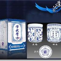 陶瓷膏方罐、青花中药罐、小批量厂家定制