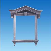 GRC欧式构件、GRC窗套、GRC装饰线条