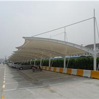 膜结构停车棚 自行车停车棚 热销产品