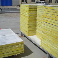 供应竖丝玻璃棉复合板玻璃棉复合板生产厂家