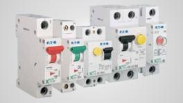 供应伊顿穆勒终端保护微型断路器及配件