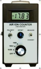 AIC-1000/AIC-2M空气负离子检测仪