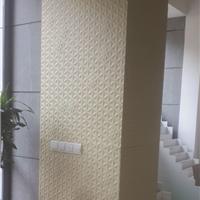供应加利弗负离子立体背景墙净化室内空气