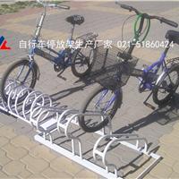 不锈钢自行车锁车架,不锈钢自行车停放架
