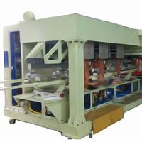 供应空调底板全自动焊接机,中频点焊机
