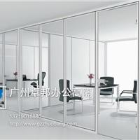 专业订做 办公,展览厅场所 玻璃隔断