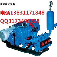 BW250泥浆泵品牌厂家价格