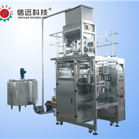 供应全自动酱料立式包装机
