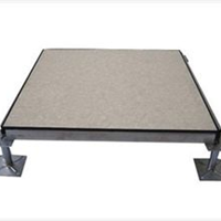 供应浙江防静电地板 全钢架空地板