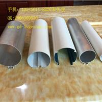 四川多用途装饰建材铝方管铝圆管铝方通厂家