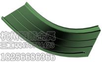 济南铝镁锰板厂家65-430型直立锁边板供应商