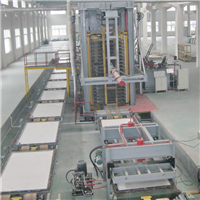 成套蛭石板生产线机械