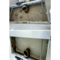 苏州隔油池维修隔油池改造隔油池清理