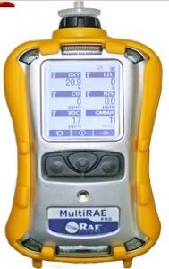 供应MultiRAE 2有机物多气体检测仪