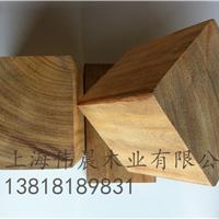 供应非洲菠萝格木防腐木―上海伟晨木业