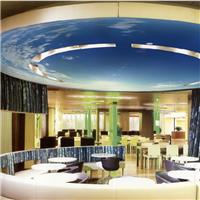 供应KTV酒吧大型壁画 天花板吊顶3D画