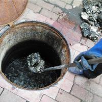 供应江岸抽污水,清理污水池淤泥