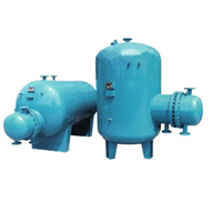 供应洗浴用水和生活用水半容积式换热器