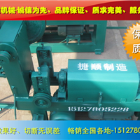 供应废旧钢丝调直机 钢绞线矫直机