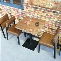 广州茶餐厅家具,广州茶餐厅沙发厂家订做