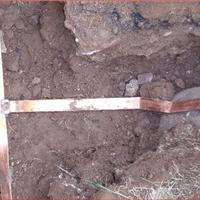 40*4镀铜扁钢在内蒙古包头接地工程中的应用