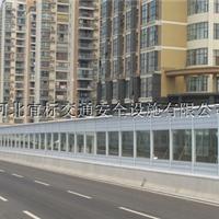 桥梁声屏障厂家直供|高架桥声屏障施工