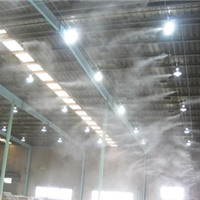 供应高压微雾加湿器//18L/S加湿量