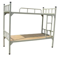 厂家批发宿舍用的宿舍床=牢固耐用上下铺床