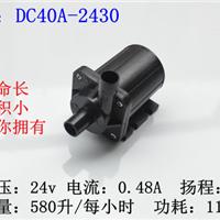 潜水泵直流无刷泵抽水泵循环隔膜增压微型