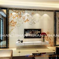 佛汉恩供应陶瓷彩雕背景墙艺术瓷砖 600