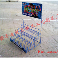 货架端头侧挂架、可移动挂墙式展示架