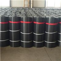 供应泸州厂家最低直销单向塑料土工格栅