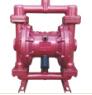 隔膜泵厂家批发QBY铸铁气动隔膜泵耐腐蚀