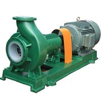 供应威王IHF型氟塑料化工泵