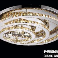 供应不锈钢水晶现代灯