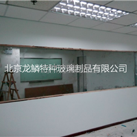 北京龙鳞  供应心理咨询室专用单透玻璃