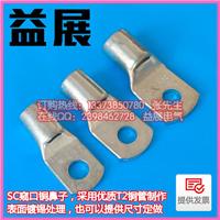 供应优质铜管线鼻子,SC35-10mm镀锡铜鼻子